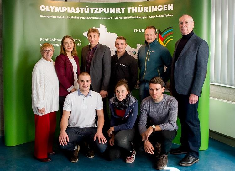 Rosi Richtzenhain, Kristina Vogel, Uwe Jahn, René Enders, Tim Zühlke, Jürgen Beese, Max Dörnbach, Lisa Klein, Kersten Thiele