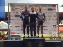 Siegerehrung 1000m Zeitfahren U23