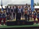 Siegerehrung Teamsprint Elite-Männer