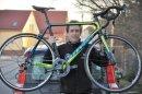 """Der Radsport hat das Leben von Steffen """"Ussi"""" Uslar geprägt."""