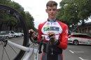 Philipp Gebhardt gehört zu den hoffnungsvollsten Radtalenten in Thüringen