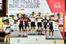 Borgwald/Groch gewinnen Bronze im U19-Madison