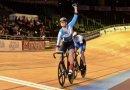 Julien Jäger (RSC Turbine Erfurt) gewinnt das Sprintfinale bei der DM in der Kategorie U19